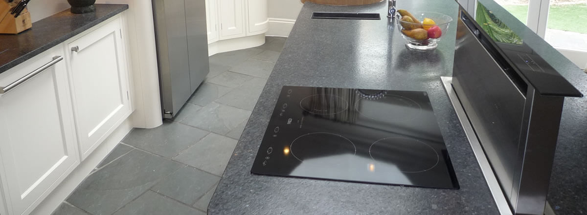 expert hob and extractor cleaning in Shropshire